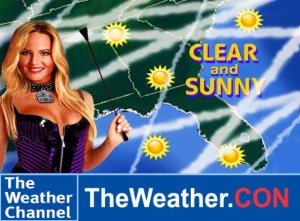 The weather Channel con